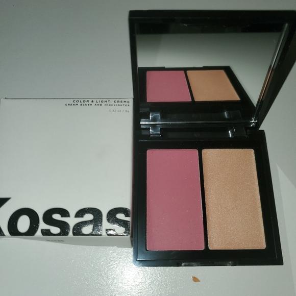 Kosas  Blush and Highlighter 8th Muse 0.32oz
